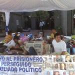 Estudiantes se encuentran en huelga de hambre en solidaridad con presos políticos de la dictadura.