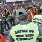 La comunidad educativa pide laA partir de hoy la milicia y las Policías Militar y Naval saldrán a las distintas parroquias de Caracas.
