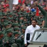 La Nueva Doctrina Militar Venezolana estará inspirada en el árbol de las tres raíces: Simón Bolívar, Simón Rodríguez y Ezequiel Zamora.