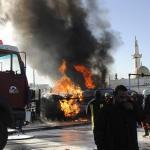 Rebeldes de Briqa habían conseguido rechazar el ataque lanzado por las fuerzas de Gadafi y los han echado de la localidad.