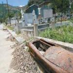 El 2 de agosto próximo, el recinto deberá contar con sus tres terrazas, una capilla y un crematorio que viene ofreciendo el alcalde Jorge Rodríguez desde 2009. El resto de espacios tiene monte e inseguridad.