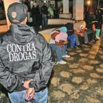 El grupo interventor está integrado efectivos que ocuparon el Cicpc de Nva. Esparta en junio para investigar envío de 2,3 toneladas de droga a África.