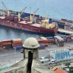 """Entre los obstáculos que deben sortear los agentes en el terminal de La Guaira figuran las fallas del sistema aduanero """"automatizado""""."""