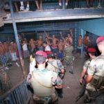 Reclusos de talleres contra los del Área Administrativa. Anuncian suspensión de visitas esta semana a los presos.