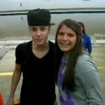 Qué habría pasado si una hija de Caldera se retrata, en exclusiva, con el cantante Bieber,  ¿Privilegios de los poderosos?