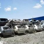 Los chasis importados desde Irán están estacionados a la intemperie a la espera del ensamblaje se oxidan (pudren) en patios de Venirauto.