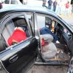 Dos muertos y 2 heridos en balacera a las afueras de Los Almendrones. Un quinto resultó ileso.