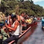 Los guardias nacionales fueron entregados con la condición de que les devuelvan a los indígenas la mina que les quito el Plan Caura.