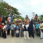 Desde diciembre a  enero en las fiestas de San Benito, los Chimbangles y Negros salen a ofrendar a San Benito con nubes de pólvora, bailes y misas.