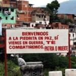 """El Jueves, 09/02/2012 el CICPC trato de""""tomar"""" La Piedrita y cerró accesos al 23 de Enero."""