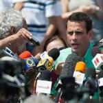La amplia coalición que respalda a Capriles Radonsky le otorga un fuerte impulso de cara al proceso electoral.