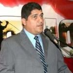 A través de su cuenta Twitter, Isea informó que debido a una complicación, se le amputó la pierna derecha al ex gob.del estado Apure, Jesús Aguilarte.