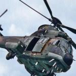 El helicóptero perteneciente a la Aviación Militar percipitó en el área de Chaparralito, Apure.
