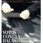 votos contra balas
