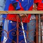 La ausencia de Chávez en los actos de conmemoración de la independencia de Venezuela, este 19 de abril,  ha aumentado la incertidumbre entre la población.