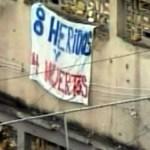 Los reclusos de La Planta dijeron en su momento que había 8 heridos y 4 muertos.
