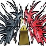 gallos pelea electoral
