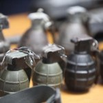 Las armas provienen del hampa común, de esta manera se descarta que hayan salido de algún almacén militar.