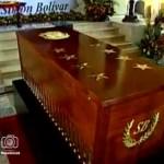 En el Panteón Nacional se encuentra el nuevo sarcófago del Libertador Simón Bolívar.