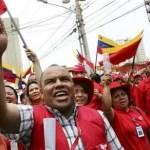 Chavistas protagonizan nueva jornada de protestas. Dirigentes de la Futpv aspiraban a un incremento salarial de 82%