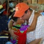 Kamel Salame: Desde Uribana deseo expresar un sencillo mensaje de felicidad, esperanza, amor y reflexión. Que la unión familiar, la lucha por la libertad, la justicia, reinen en nuestro hermoso estado Yaracuy y en el mundo.