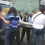 Los cadáveres fueron levantados del lugar y allí colectaron evidencias importantes para esclarecer el caso.
