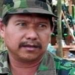 """José Benito Cabrera, (a) """"Fabián Ramírez"""", jefe del bloque Sur de las Farc, asegura que su organización quieren establecer diálogo para la paz."""