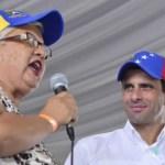 Capriles: La gorra tricolor me recuerda todos los días mi compromiso con los venezolanos.