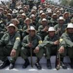 Chávez  asignó a las milicias el resguardo de las instalaciones eléctricas, devela los planes del presidente de sacar a los guardianes de su revolución a la calle.