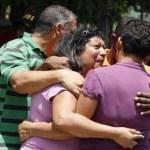 Familiares de los reos en las puertas de la cárcel Yare I, exigen lista de los fallecidos en el penal.
