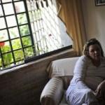 La jueza Afiuni se encuentra en su residencia luego de ser operada, bajo arresto domiciliario.