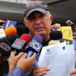 El diputado Germán Benedetti, miembro de la fracción de Proyecto Venezuela ante el Consejo Legislativo del Estado Carabobo.