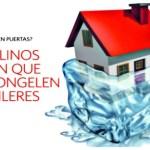 La congelación de alquileres por parte de Chávez, una medida que lleva nueve años desde el año 2003.