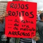 Venezuela arde por protestas laborales del sector chavista y  oficialista