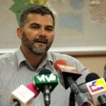 El ministro Ricardo Molina, amenazó despidos a los trabajadores de la institución que militen en partidos de oposición.