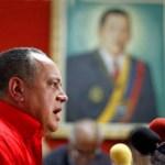 """El presidente de la Asamblea venezolana dijo que Santos """"lanzó a la borda"""" lo trabajado con Chávez."""