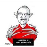 Ernesto Villegas, (Rayma 3.3.13-EUD) Ministerio de corte y costura…