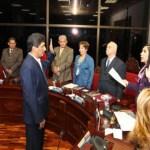 La presidenta del TSJ, Gladys Gutiérrez, Argenis Chávez es el director de la DEM y jefe de los jueces del país.