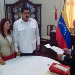 Cilia tiene 60 años, 10 más que Maduro, y tres hijos de su primer matrimonio. Cilia fue nombrada por su esposo, el presidente de Venezuela como Jefa Nacional del Movimiento por la Paz y la Vida.