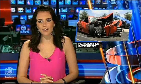 Radomín Delgado, de origen venezolano, fue identificado por una fuente policial –que pidió mantenerse en el anonimato–, como el propietario del Ferrari rojo del 2009, modelo 430 Scuderia, que impactó y provocó que el Hyundai Sonata que conducía Jorge Arrojas volcara.
