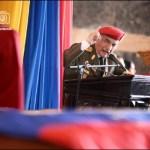 La polémica frase del mayor general Pérez Arcay