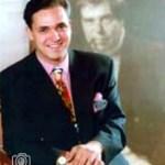 El difunto Marlon Clement. Al fondo su padre Álvaro Clement.