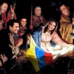 Niño Jesús venezolano, el pesebre
