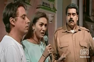 """Entre lágrimas esposa de Roque Valero pidió """"respeto"""" para las mujeres y niños."""