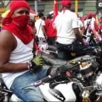 Motorizado por la paz