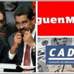 Fraude Cadivi