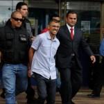 Movimiento sindical en Guayana está penetrado por la delincuencia.  (Foto) Esto fue cuando el caso de Vista Alegre, era escoltado por el entonces secretario de seguridad ciudadana, coronel Julio César Fuentes Manzulli.
