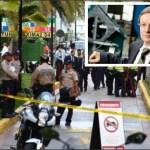 Christophorus Wilhelm Kleuters, de 57 años, víctima de antisociales a la entrada del Hotel Eurobuilding