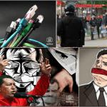 ZENAIR BRITO CABALLERO, Pugilato abierto en las redes sociales, opositores, chavistas