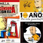 FERNANDO PINILLA, Si el gobierno nos tranca grafitearemos las paredes